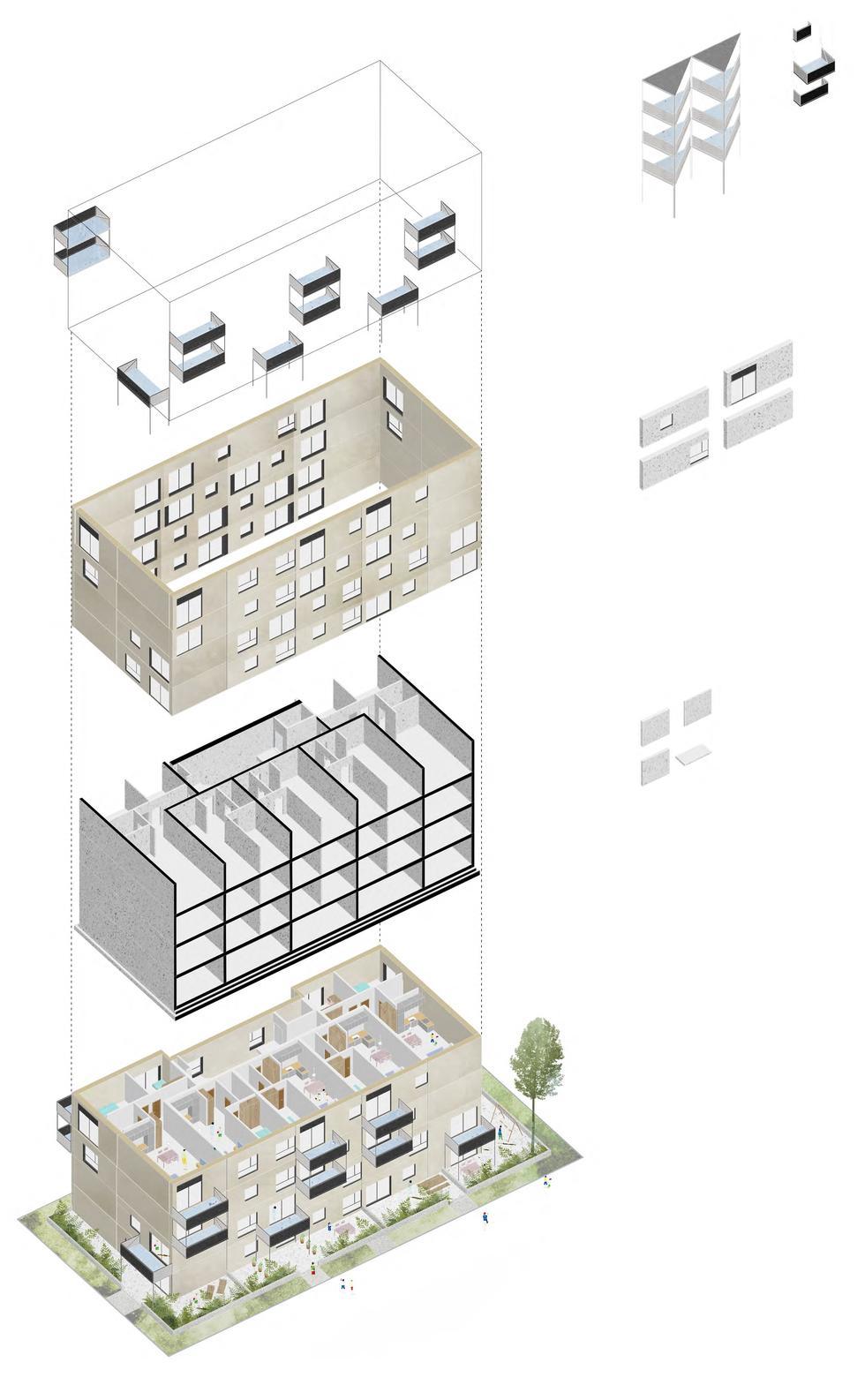BBGK Architekci zwycięzcą konkursu na projekt współczesnego systemu prefabrykacji