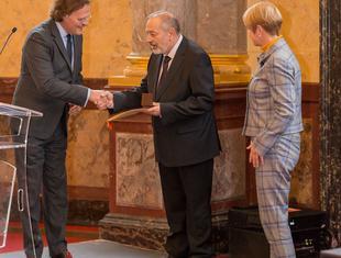 Nagroda dla dyrektora Muzeum Architektury