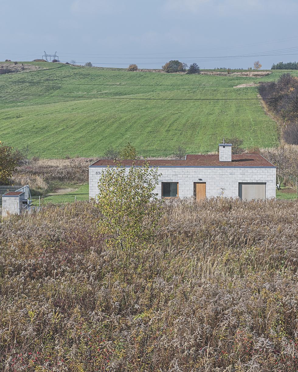 Dom w Będzinie
