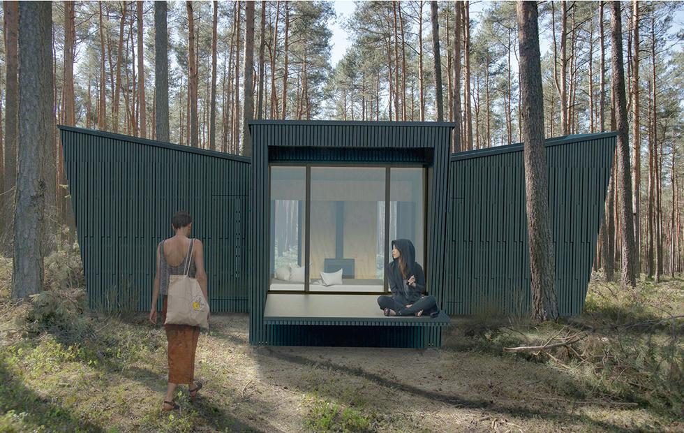 Drewno w architekturze – wyniki ogólnopolskiego konkursu studenckiego