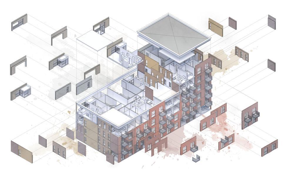 Współczesny system prefabrykacji według Urba Architects