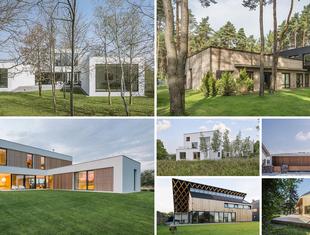 Najlepsze domy jednorodzinne 2018