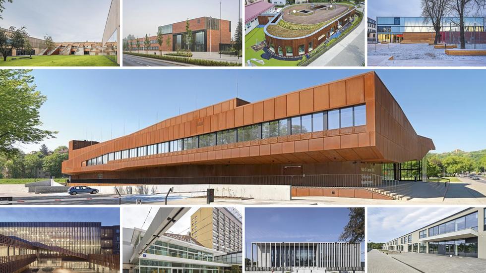 Najlepsze budynki publiczne 2018