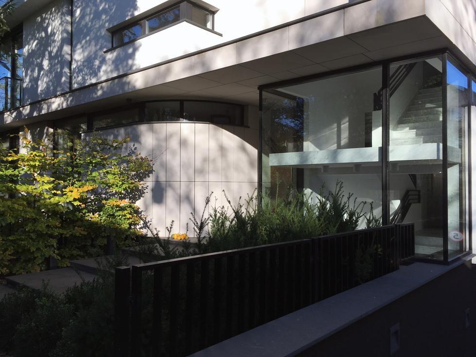 Nowy apartamentowiec na Saskiej Kępie
