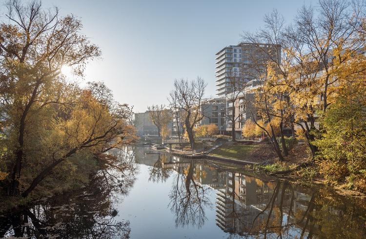 Zespół mieszkaniowy Angel River we Wrocławiu