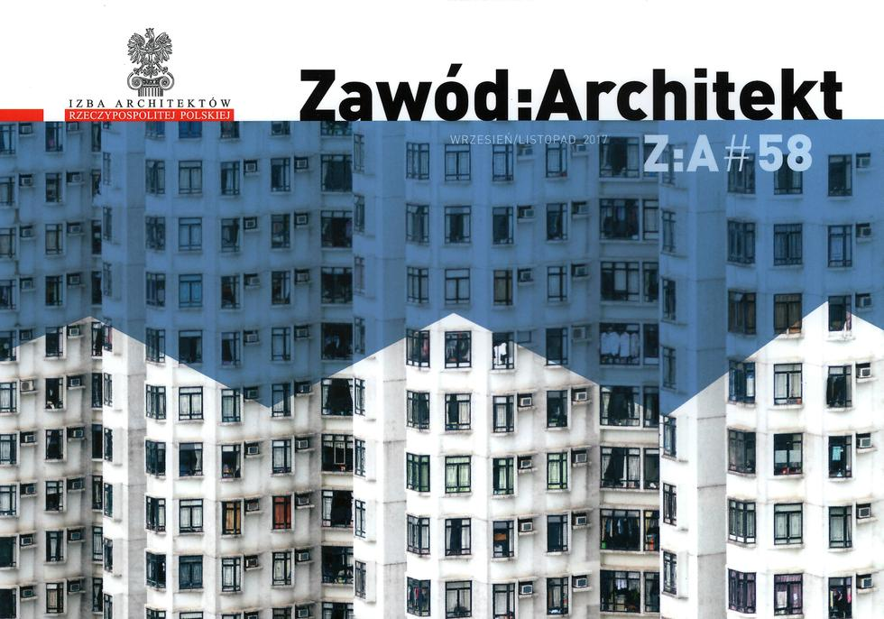 """Redakcja """"Architektury-murator"""" zaczyna ścisłą współpracę z """"Zawodem: Architekt""""!"""