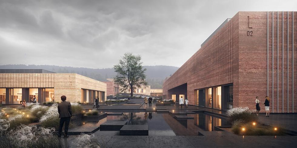 Nowy kampus Głównego Urzędu Miar – wyniki konkursu