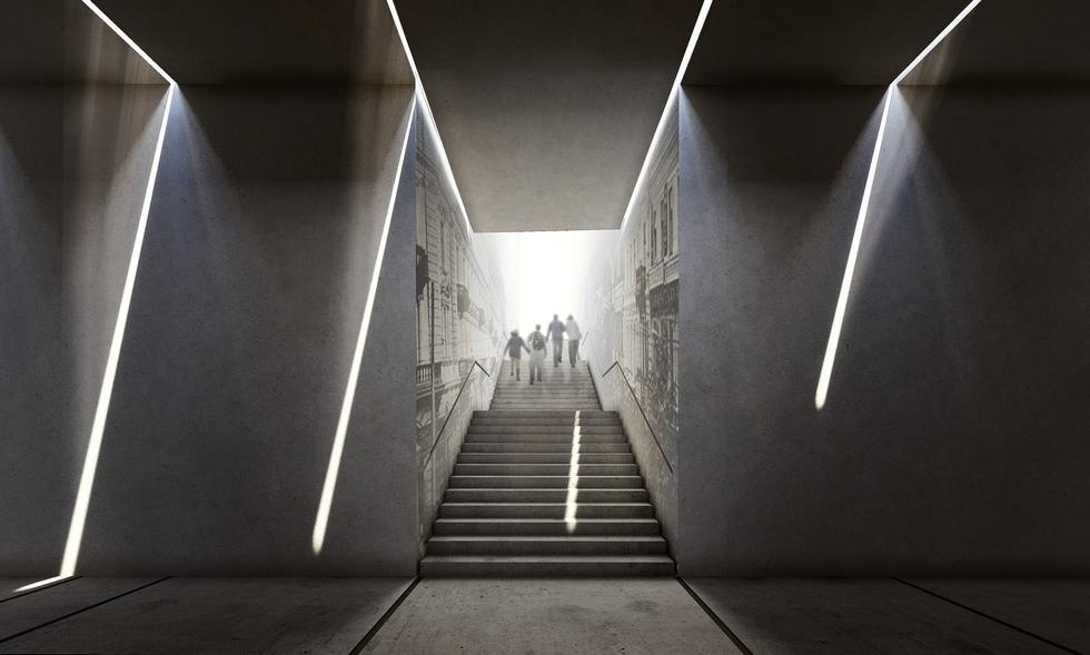 Rozbudowa Muzeum Powstania według Nizio Design International [NOWE WIZUALIZACJE]