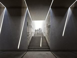 Rozbudowa Muzeum Powstania według Nizio Design [NOWE WIZUALIZACJE]