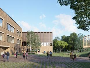 Nowa szkoła w Miasteczku Wilanów