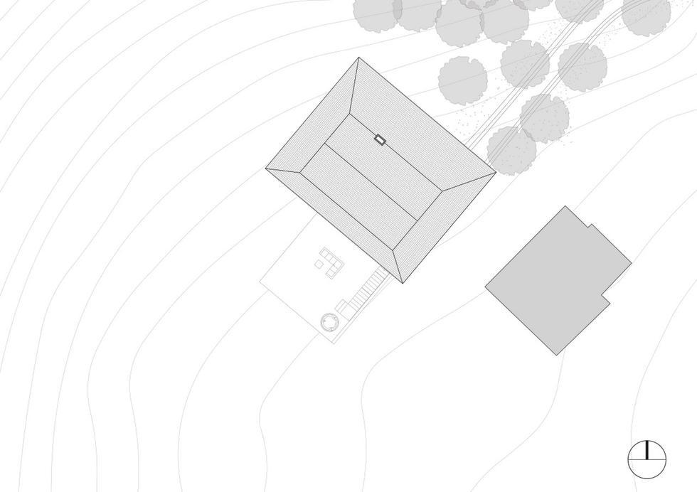 Dom w Istebnej projektu holenderskiego biura Blueroom