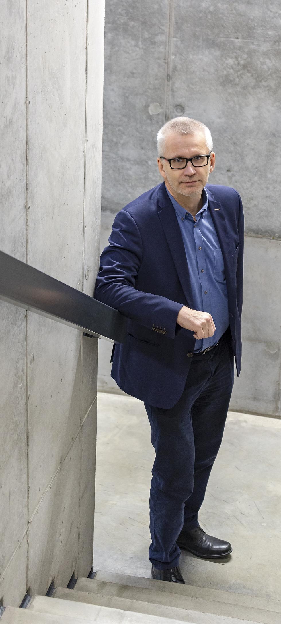 Rozmowa z Szymonem Wojciechowskim, współautorem siedziby biura architektonicznego APA Wojciechowski