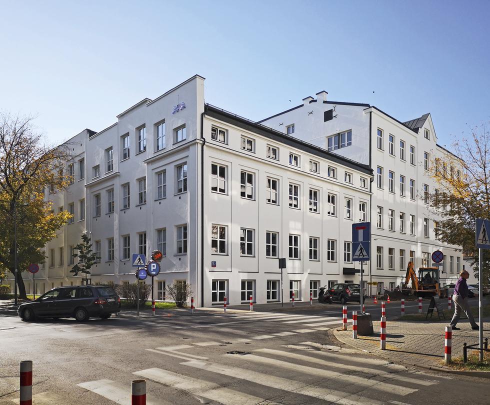 Pracownia APA Wojciechowski w Warszawie