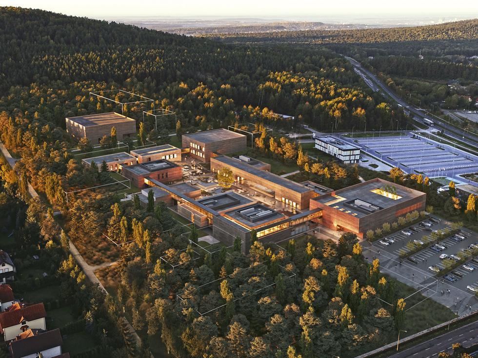 Nowy kampus Głównego Urzędu Miar w Kielcach