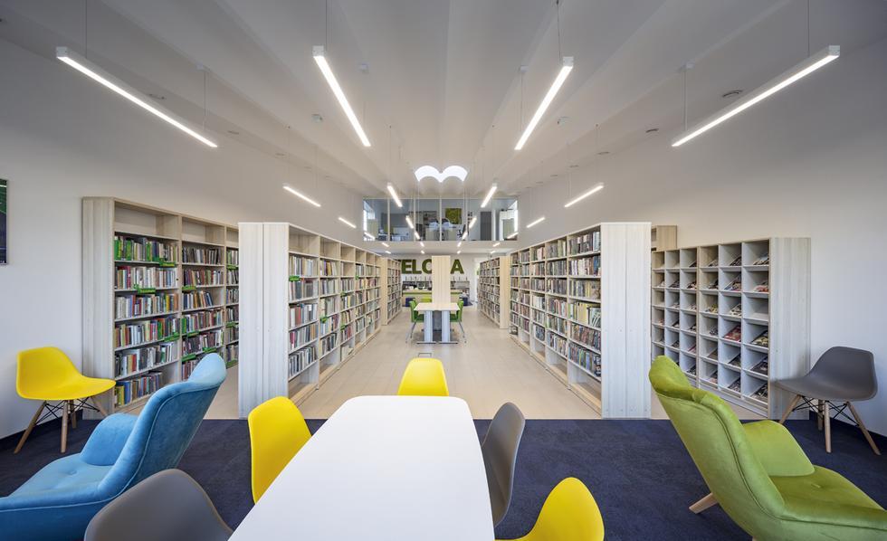 Biblioteka Publiczna w Warszawie Wesołej