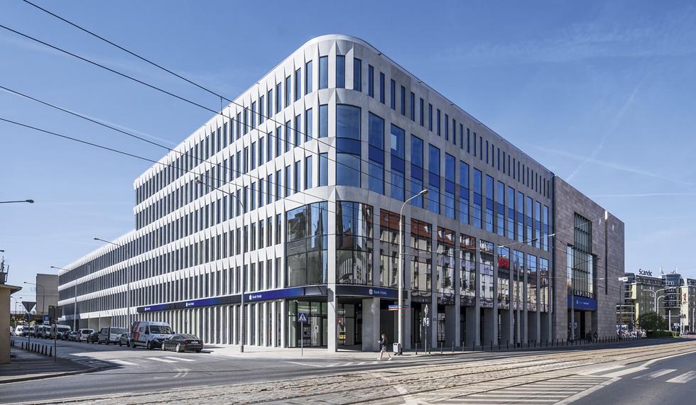 Biurowiec Retro Office we Wrocławiu