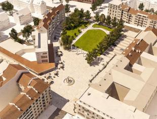 Prezydent Szczecina unieważnił konkurs na plac Orła Białego!
