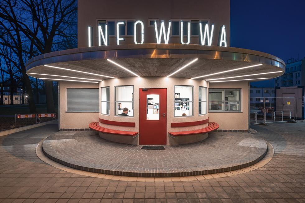 InfoWuWA – nowy punkt informacji o osiedlu WuWA