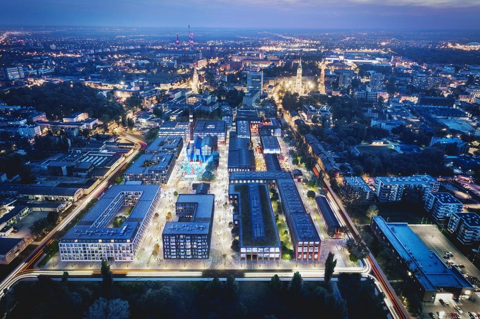 Medusa zrewitalizuje fabrykę Scheiblera w Łodzi