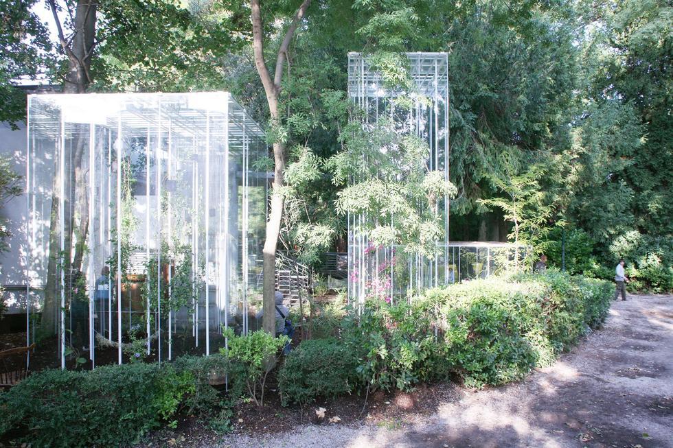 Serpentine Pavilion 2019 zaprojektuje Junya Ishigami