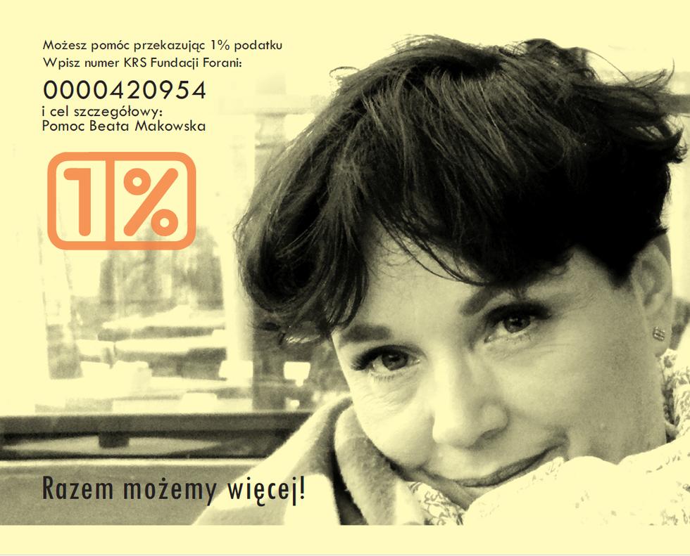 Apel do architektów! Pomoc dla Beaty Makowskiej
