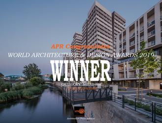 Wrocławscy architekci z główną nagrodą World Architecture & Design Awards 2019