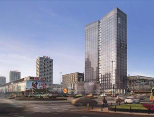 Nowy Universal, czyli Widok Towers w Warszawie