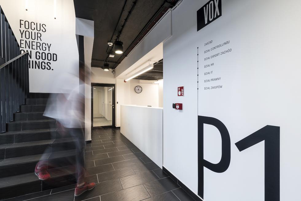 Siedziba firmy VOX w Poznaniu