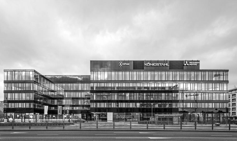 Zespół biurowy Neopark w Warszawie