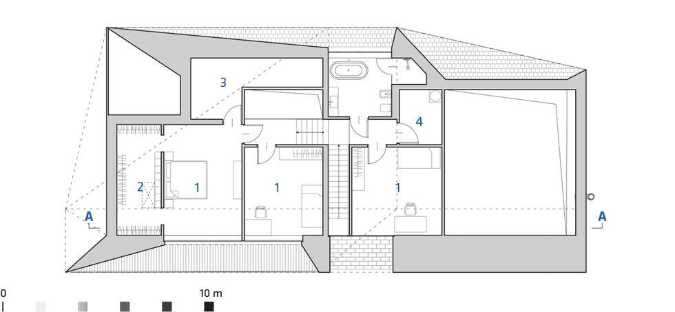 Dom Czarna Skała w Bielsku-Białej
