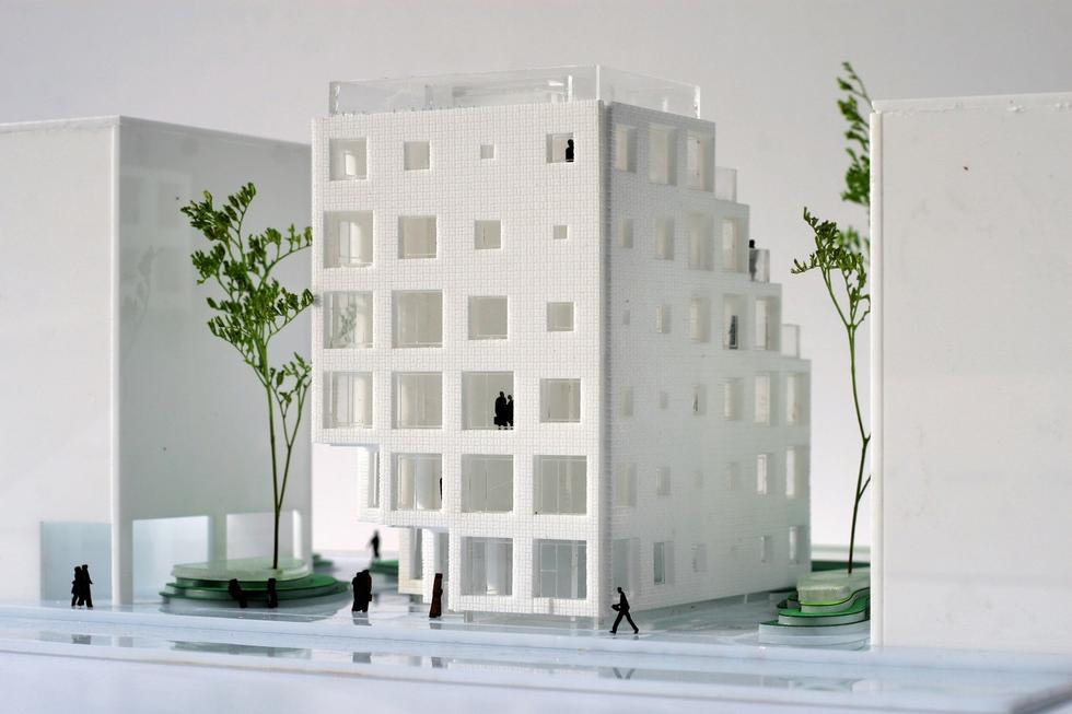 Budynek mieszkalny Mad House w Warszawie