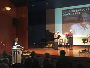 Jurand Jarecki – architekt z pasją. Benefis