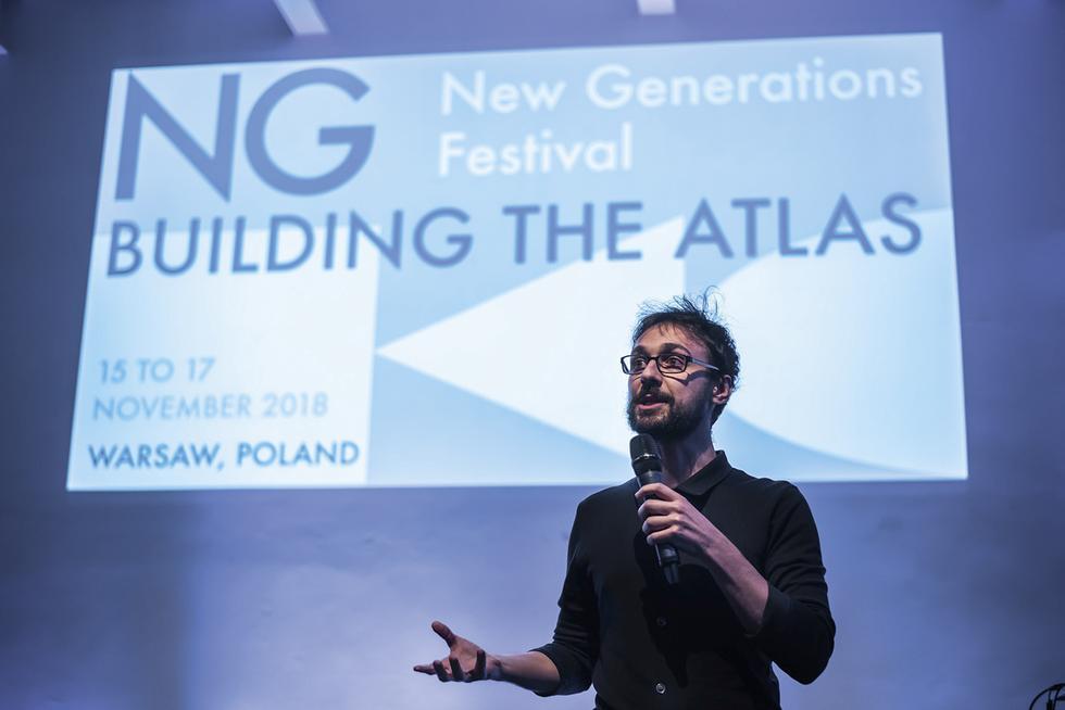 Festiwal New Generations w Warszawie