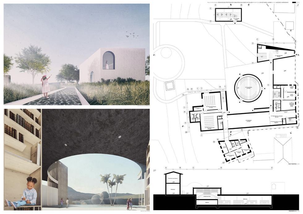 "Konkurs internetowy ""Architektury-murator"""