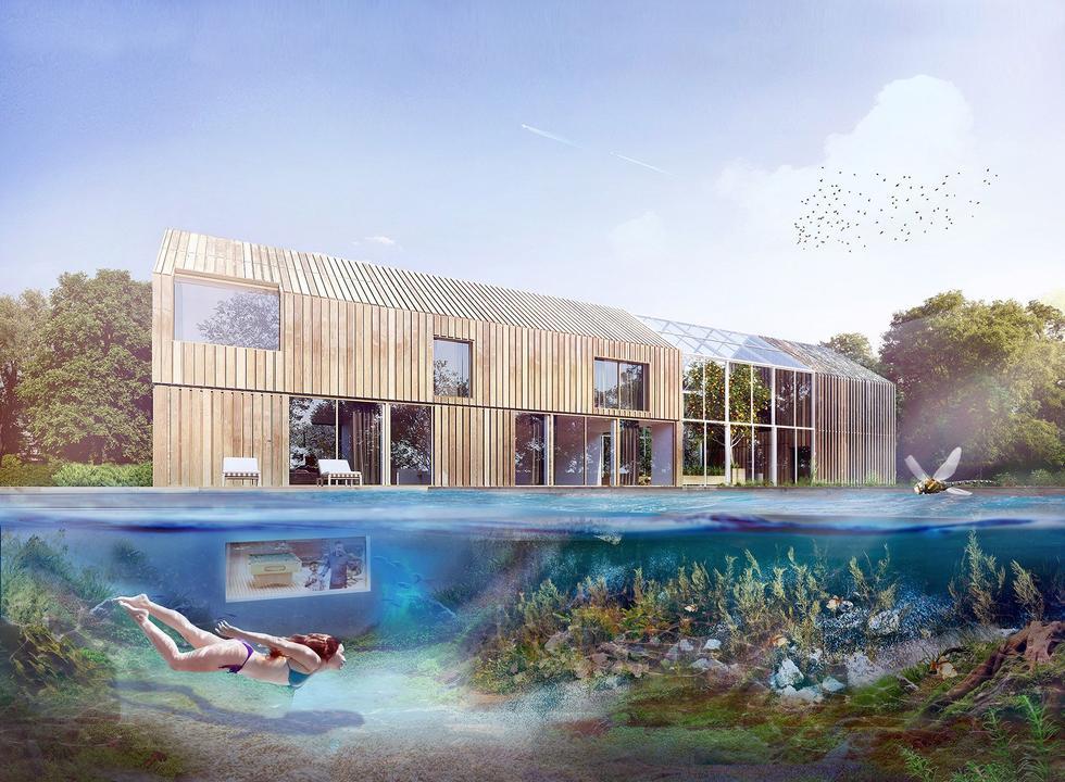 Dom Symbiotyczny – powrót do przeszłości w nowoczesnym wydaniu