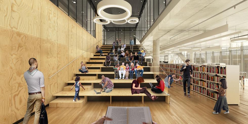 Biblioteka publiczna w Warnie – polsko-holenderski projekt dla Bułgarii