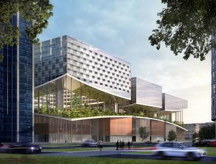 Bjarke Ingels Group – Warszawa z projektem duńskiej pracowni BIG [NOWE WIZUALIZACJE]