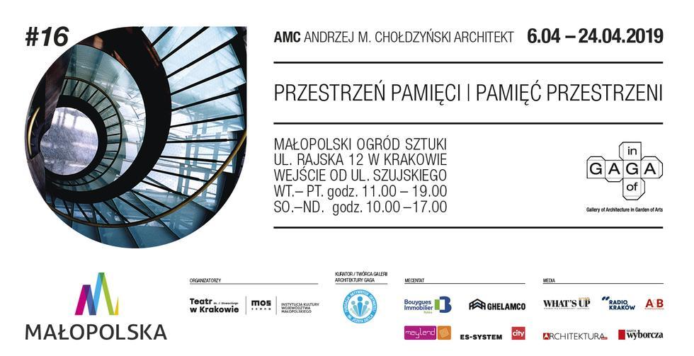 Architektura powinna być demokratyczna – Andrzej M. Chołdzyński o sile intuicji i swoje filozofii architektury
