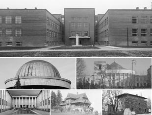 Cykl Mój ulubiony budynek – wybór 17 architektów