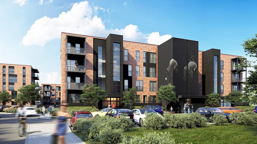 Osiedle Loft Rzeszów – nowy projekt MWM Architekci