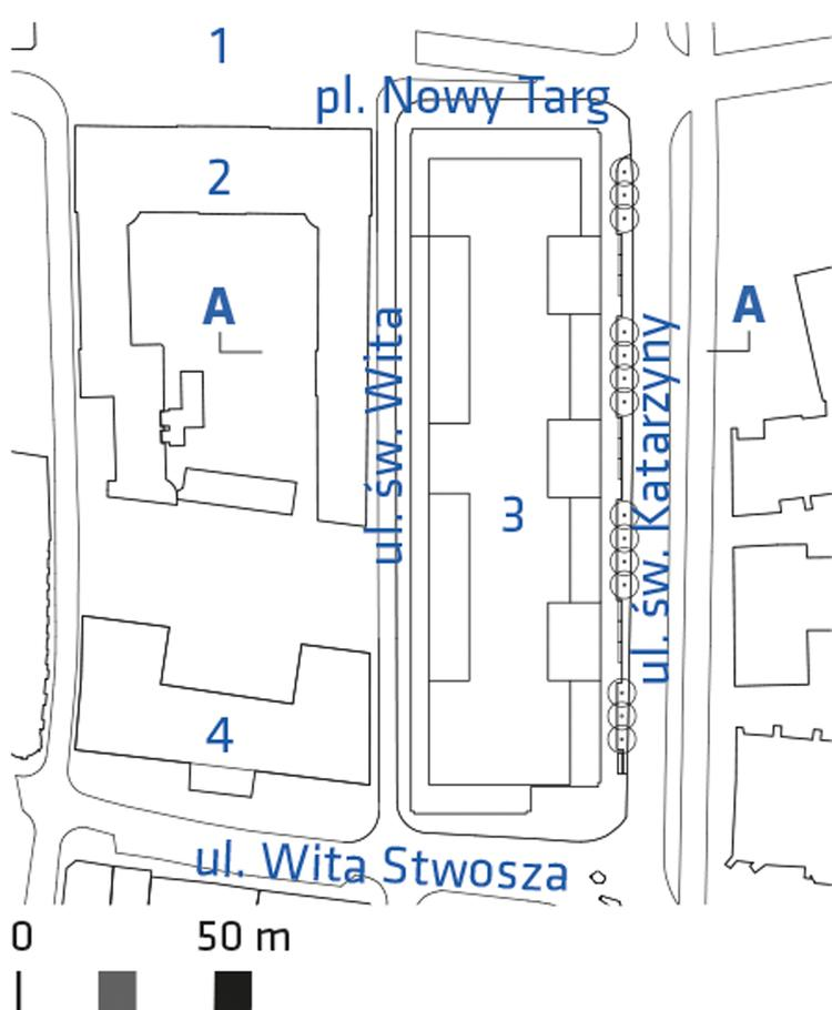 Biurowiec Nowy Targ we Wrocławiu