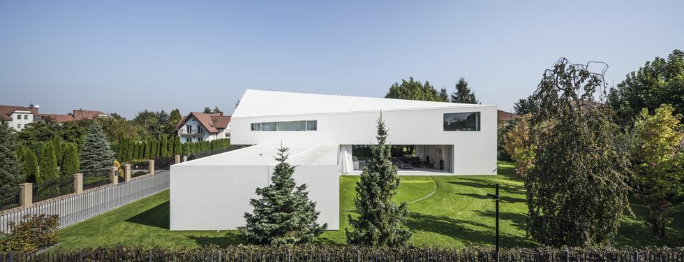 Dom Kwadratowy
