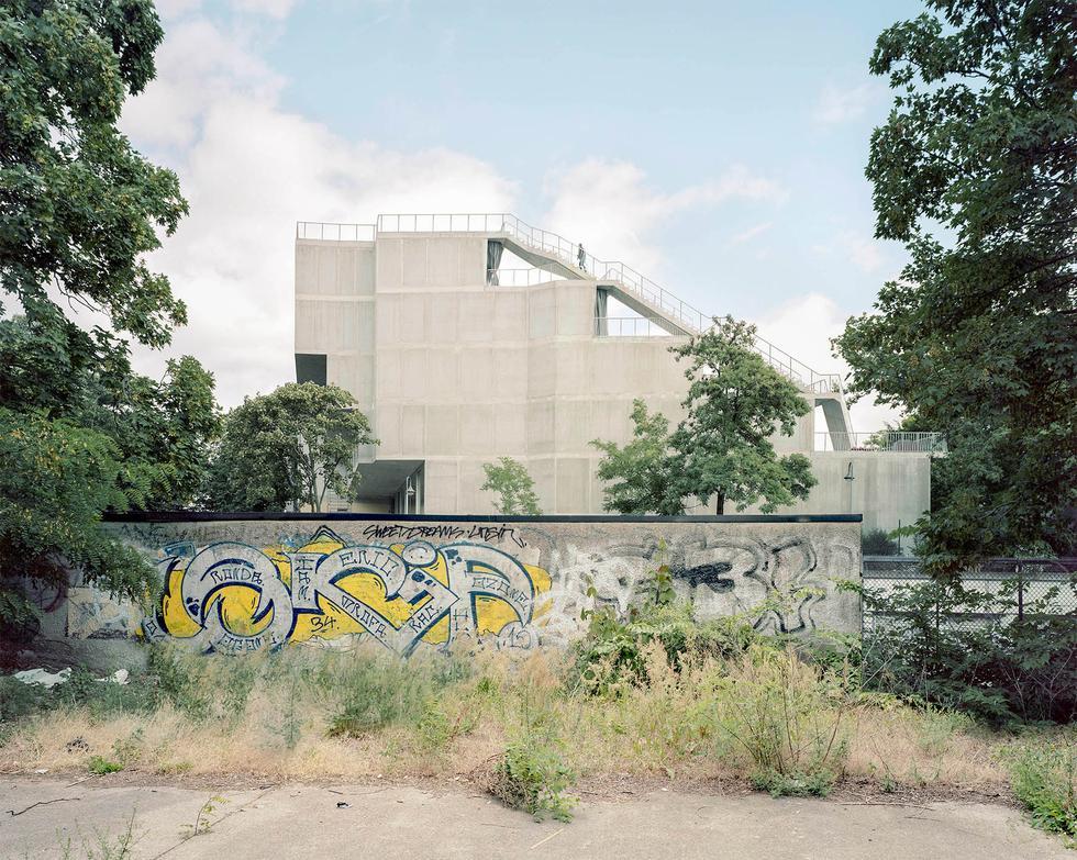 Terrassenhaus Berlin – dom artystów w dzielnicy imigrantów