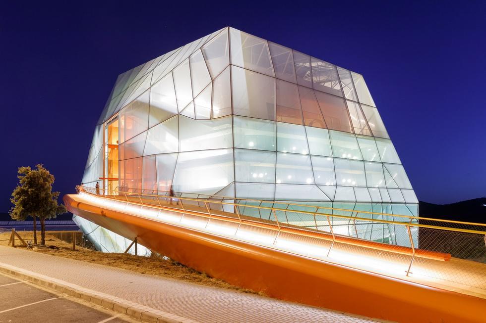 Centrum kongresowe w Plasencii