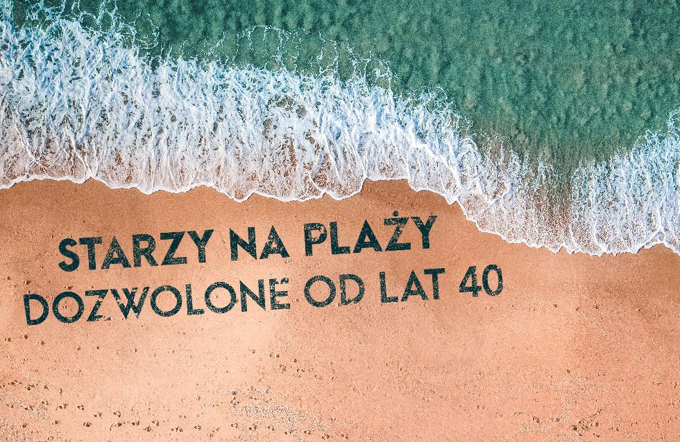 Starzy na plaży – zarejestruj się na pierwsze ogólnopolskie spotkanie architektów 40+