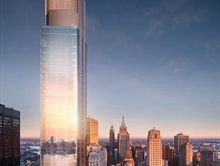 Budynek 125 Greenwich w Nowym Jorku