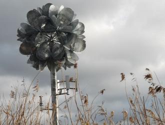 Kwiat przyszłości. Wiatrak w Cheshire