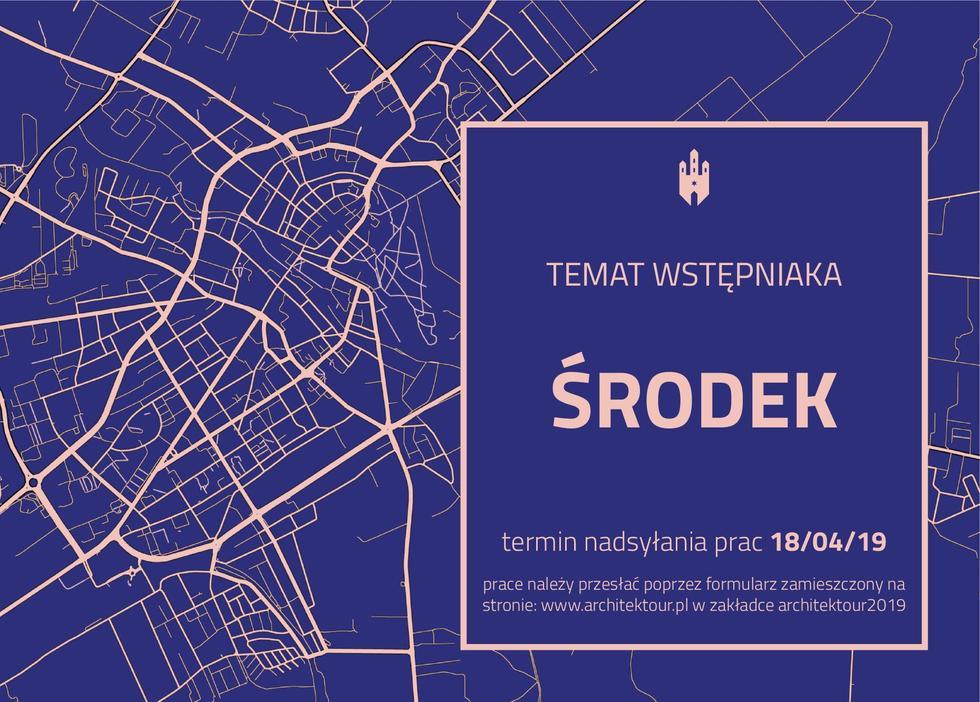 Architektour 2019 – ogólnopolskie warsztaty studenckie
