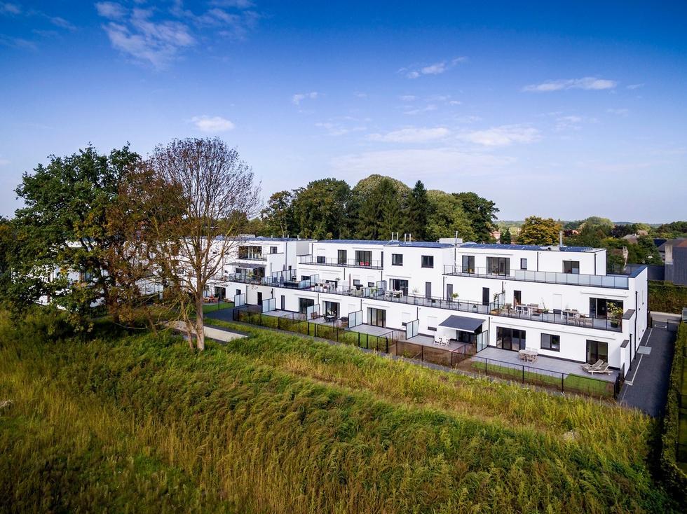 Les Jardins d'Herentals – zespół mieszkalny w Antwerpii