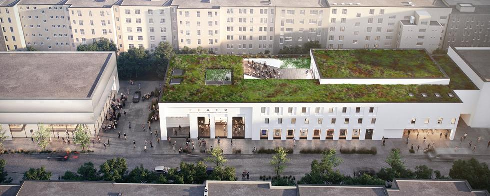 Przebudowa Teatru Miejskiego w Gdyni